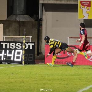 Image de J17 - SMR vs SA - JPh. Bézier