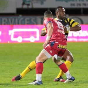 Image de J23 - SMR vs FCG - JPh Bézier