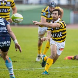 Image de J13 - SMR vs AB : Cyrille Vidal