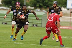 Match amical : US Dax / SMR (21-21)
