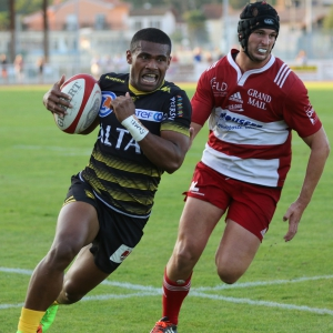 Image de Match amical : US Dax / SMR (21-21)