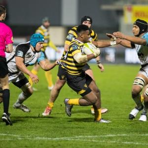 Image de J17 - SMR vs RCME : Cyrille Vidal
