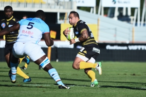 Match Amical : SMR - AB (26-21) - Romain Tastet