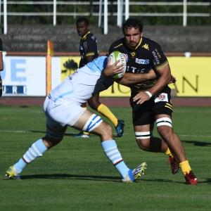 Image de Match Amical : SMR - AB (26-21) - Romain Tastet