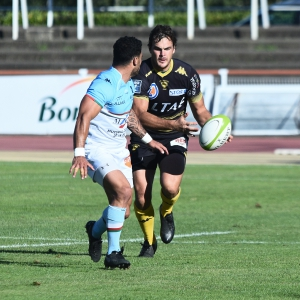 Image de Match Amical : SMR - AB (26-21) - Romain Tastet