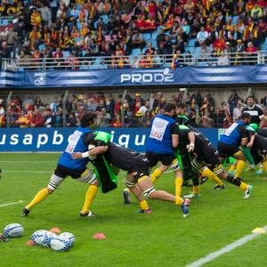 Image de Demi-Finale de Pro D2 : USAP vs SMR - Cyrille Vidal