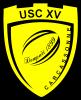 Logo de US Carcasonne